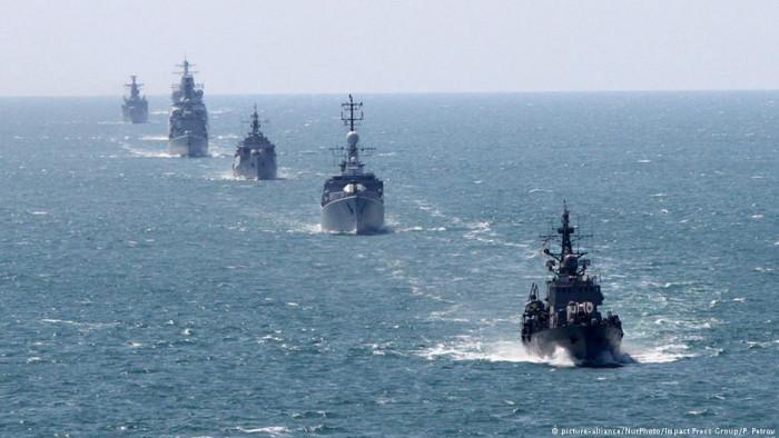 რუსეთი შავ ზღვაში სამხედრო საზღვაო წვრთნებს იწყებს