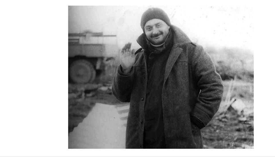"""ლალი ცერაძე – """"ზურაბ მახარაძე 1993 წლის 1 ივნისის კინდღის ბრძოლაში გადარჩენილი არტილერისტი"""""""