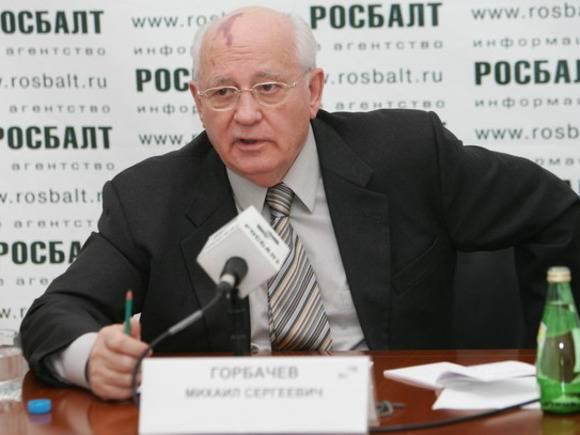 По случаю 90-летия Михаила Горбачёва – мнение из Германии