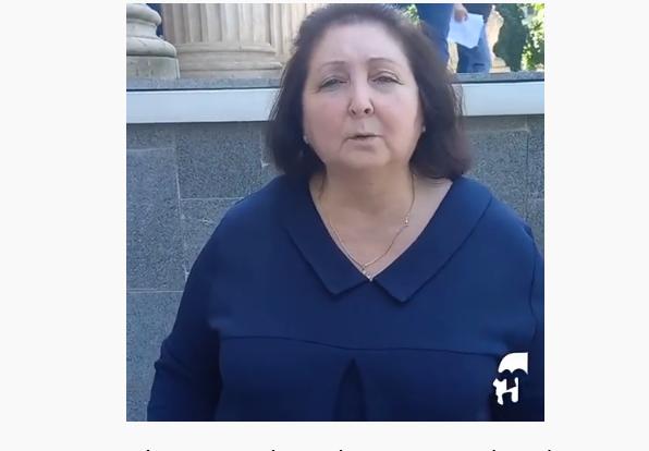 დაკავებულ გიორგი სახელაშვილის დედის მიმართვა ვახო სანაიას (ვიდეო)